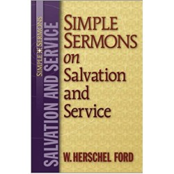 Simple Sermons on Salvation and Service