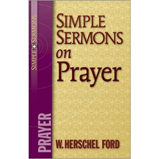 Simple Sermons on Prayer