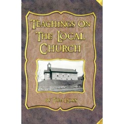 Teachings On the Local Church