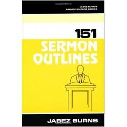 151 Sermon Outlines