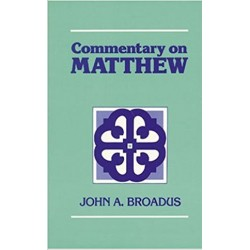 Commentary on Matthew