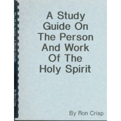 The Holy Spirit-A Study Guide