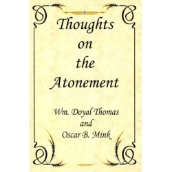 Thoughts on the Atonement