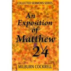 An Exposition of Matthew 24