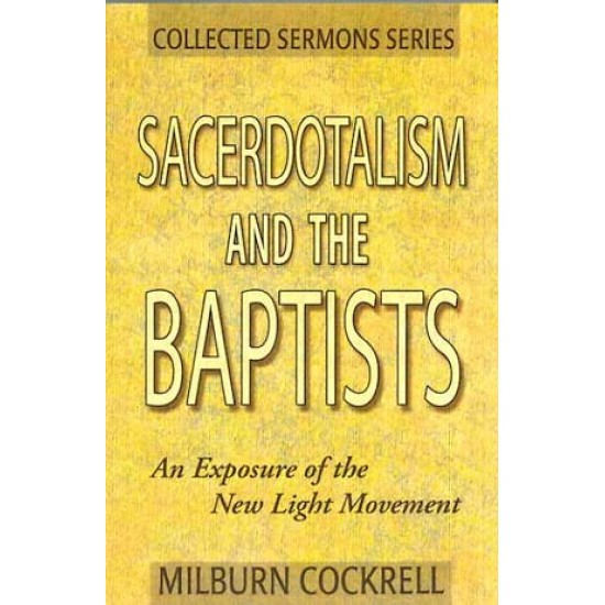 Sacerdotalism and the Baptists