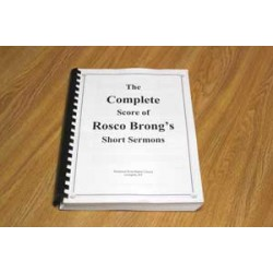 Rosco Brong's Short Sermons